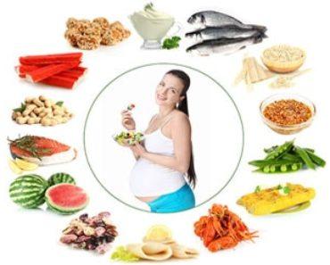 makanan agar bayi sehat dalam kandungan