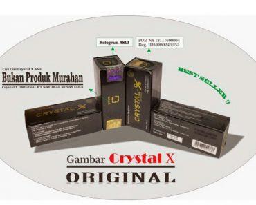 Distributor Agen Jual Crystal X / NCX Nasa di Tulungagung